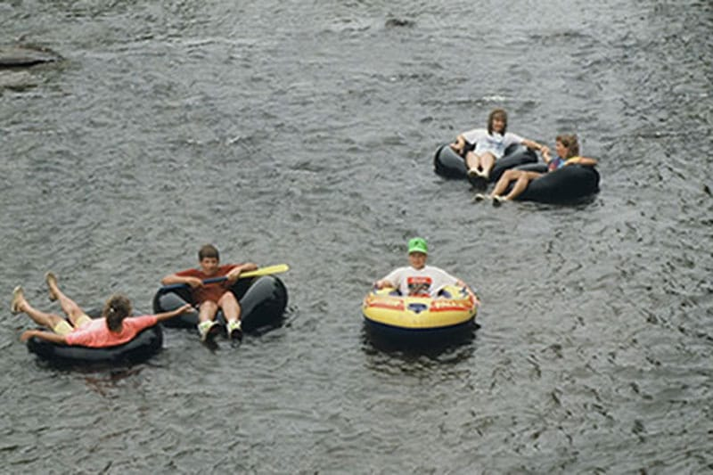 River Adventures 4x6